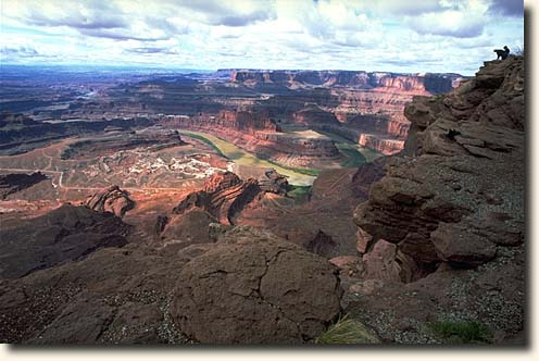 Foto Dead Horse Point