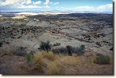 Scenic Route 12: Escalante River Canyons