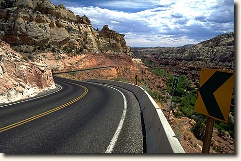 Scenic Route 12: Calf Creek Canyon