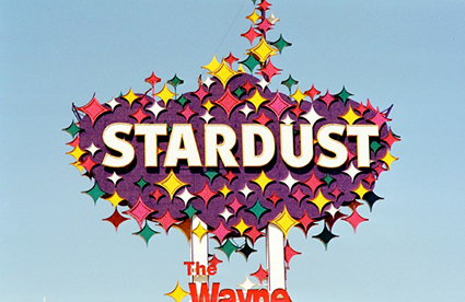 Stardust Sign am Las Vegas Boulevard