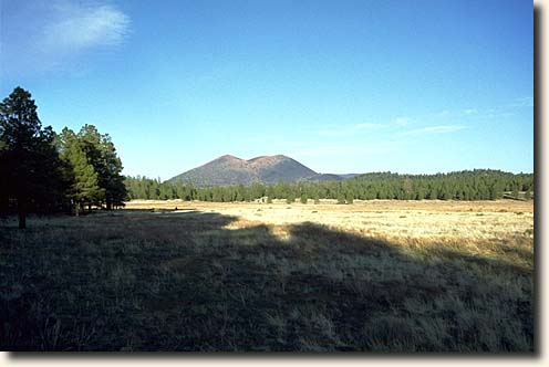 Sunset Crater NM: Sunset Crater Volcano