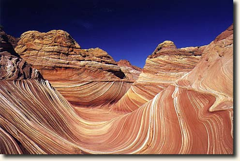 Slotcanyons: The Wave