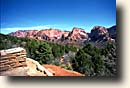 Zion NP : Kolob Canyons Viewpoint