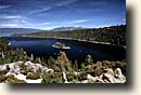 Lake Tahoe : Emerald Bay
