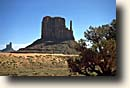 Monument Valley : Merrick Butte