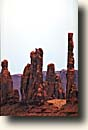 Monument Valley : Totem Pole und Yei-Bi-Chei
