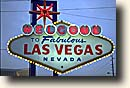 Las Vegas : Welcome Sign